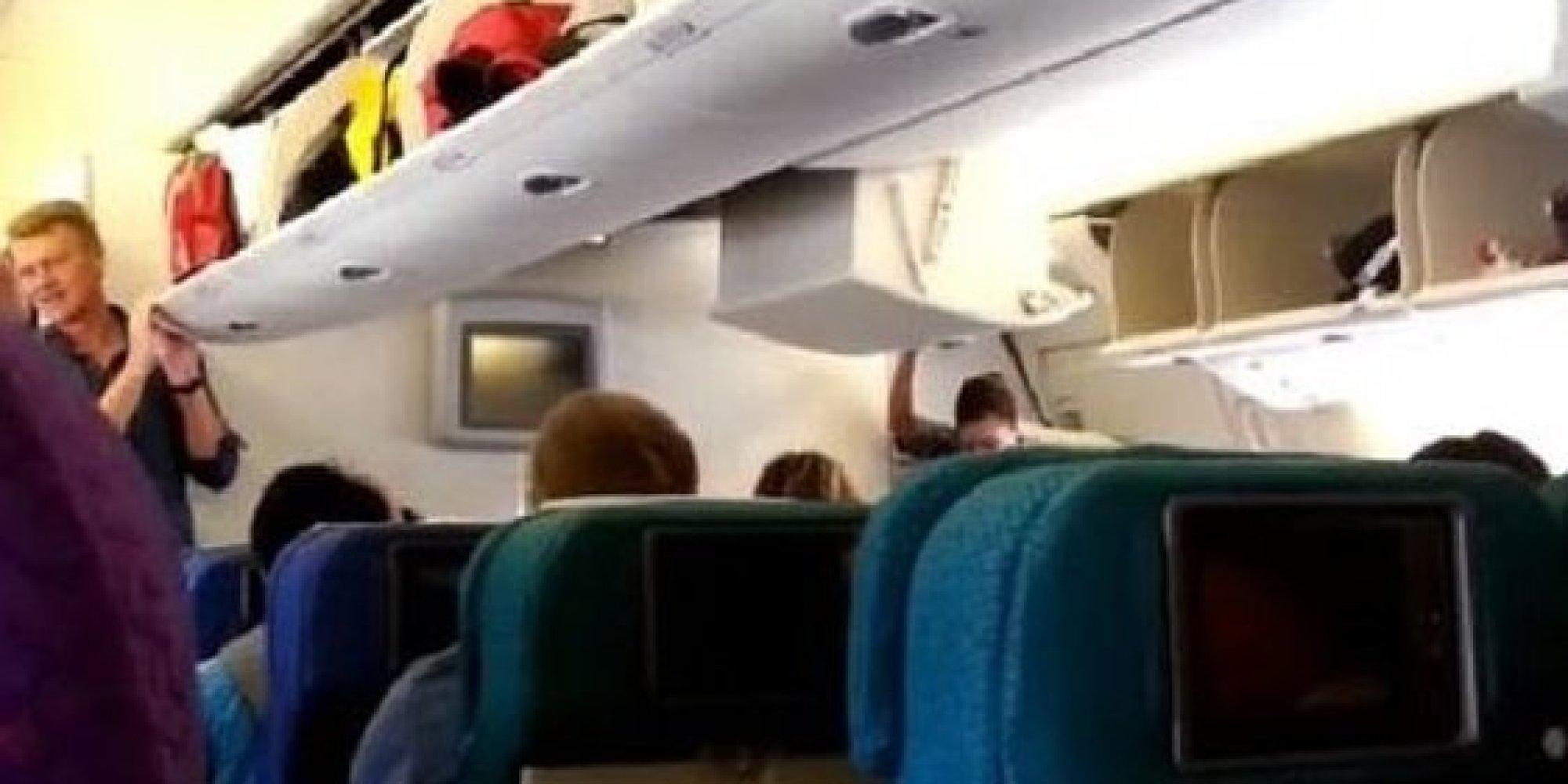 Video aus der Unglücksmaschine MH17 aufgetaucht
