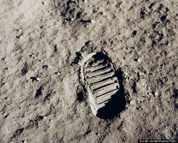 apollo 11 moon walk