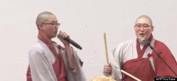 South Korea's Rapping Buddhist Nuns Let The Heart Sutra Flow