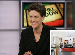 Rachel Maddow Apartment