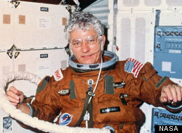 NASA Astronaut From 'Icebusters' Crew Dies At 80