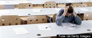 KID TAKING TEST