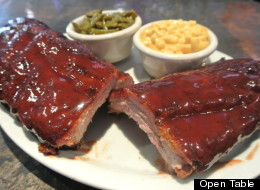 The 30 Best BBQ Restaurants In America, According To Open Table
