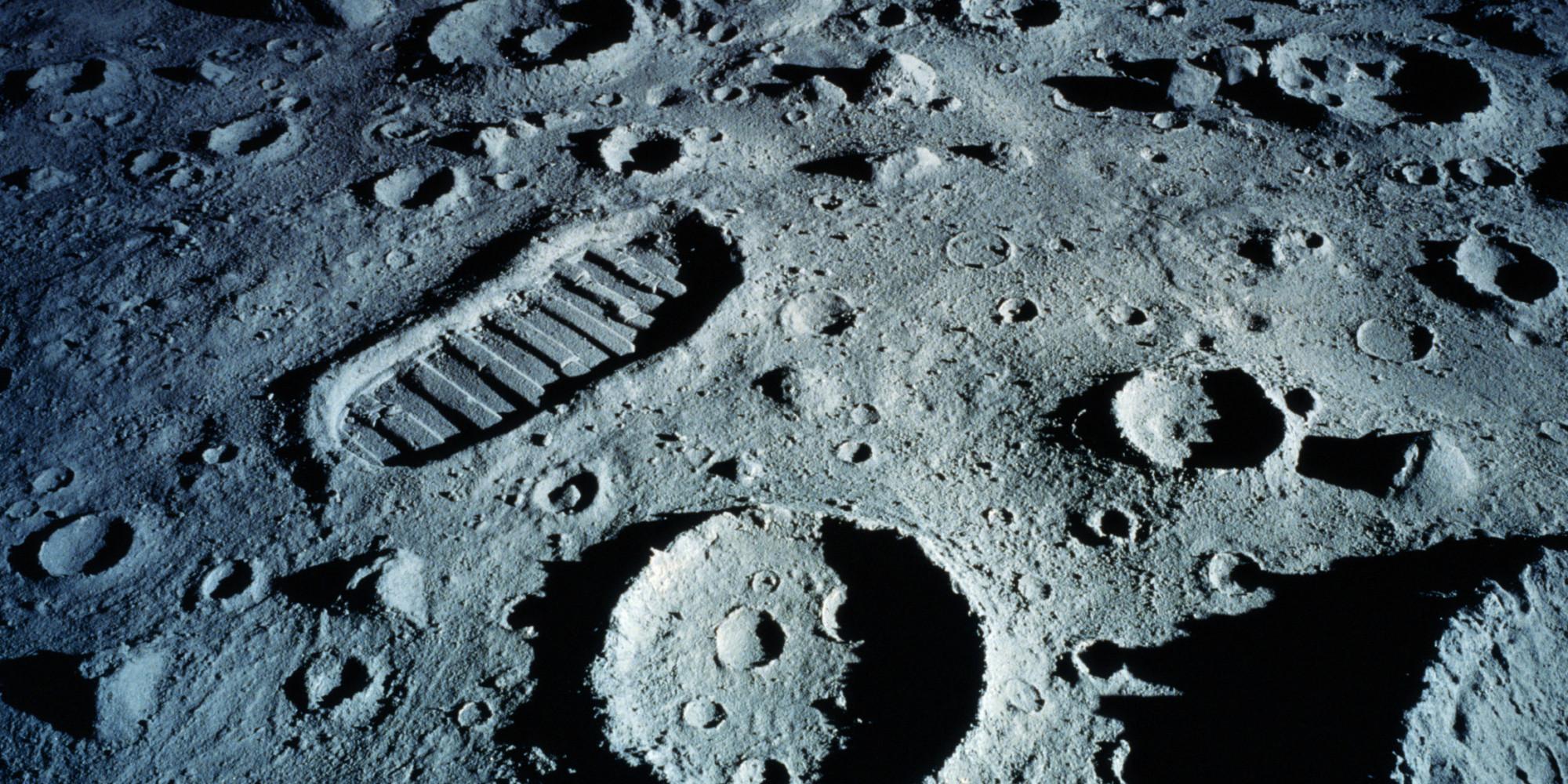 Moon Landing | Midlife Adventures on the North Coast |Moon First Step Onto