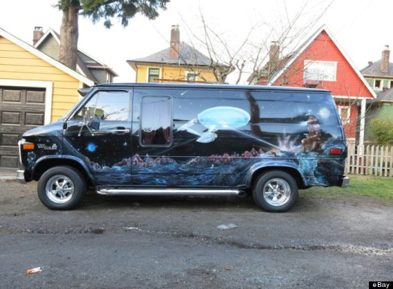 star trek van