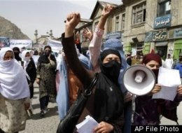 Afghanistan Civilian Deaths Protests
