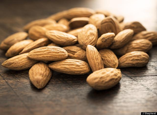 Pre Shelled Almonds