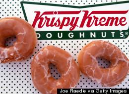 Knife-Wielding Man Robs Teens Of Krispy Kreme Doughnuts