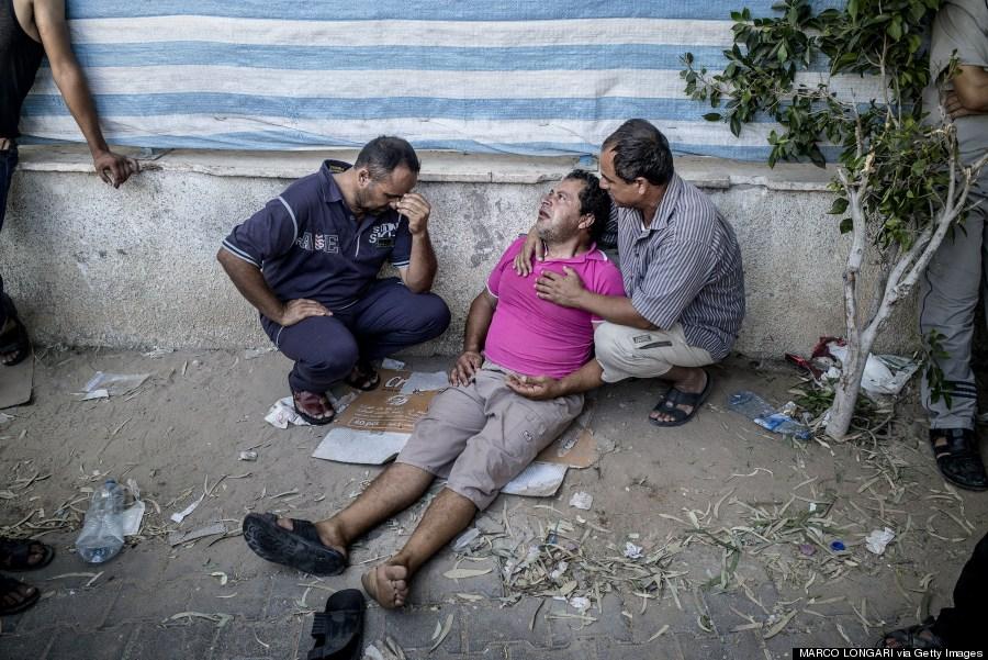 gaza city attack