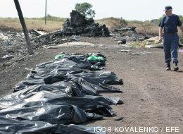 Recuperados todos los cadáveres del avión malasio