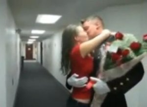Troops Surprising Loved Ones