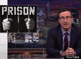 John Oliver Tackles America's Prison Problem