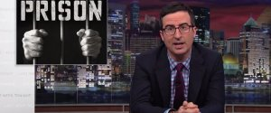 John Oliver Last Week Tonight Prison Drugs