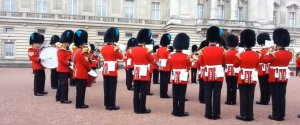 Royal Guards Game Of Thrones Buckingham Palace