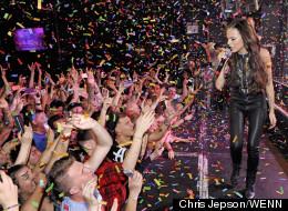 Cher Lloyd Wows At G-A-Y