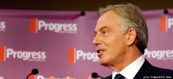Tony Blair Insists Reports Of His Wealth Have Been 'Greatly Exaggerated'