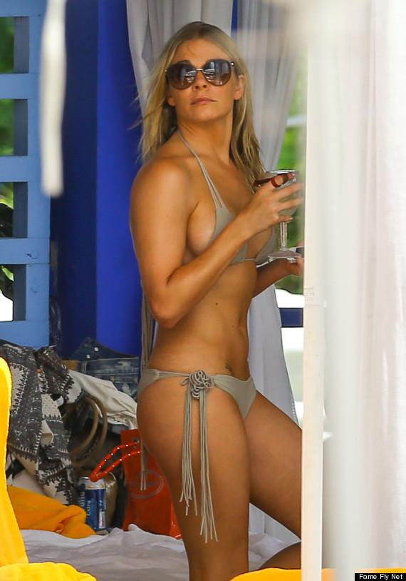 Women bikini leeann rimes