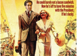 Mr Miliband Goes To Washington: This Summer's Must-See Movie!