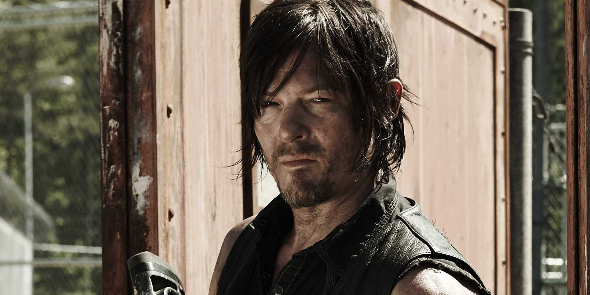 The Walking Dead: Why Norman Reedus Says You'll Definitely Cry In 'Walking