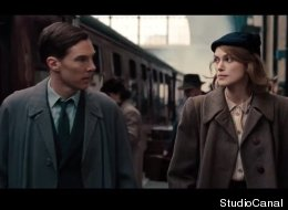 Benedict And Keira Wage Battle Of The Cheekbones In 'The Imitation Game'