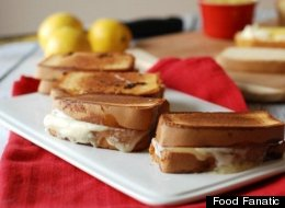 The Best Idea Ever: Dessert Grilled Cheese