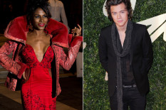 Sinitta and Harry Styles | Pic: Getty