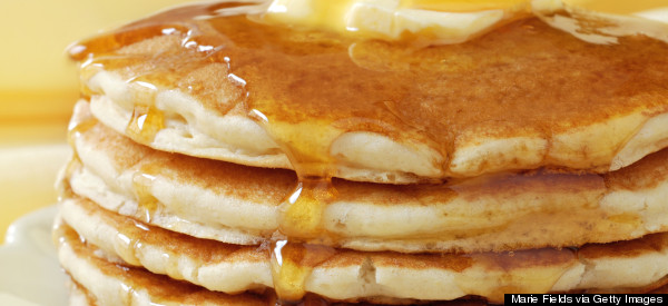 How Pancakes Are Helping To Fund A Teen's Education
