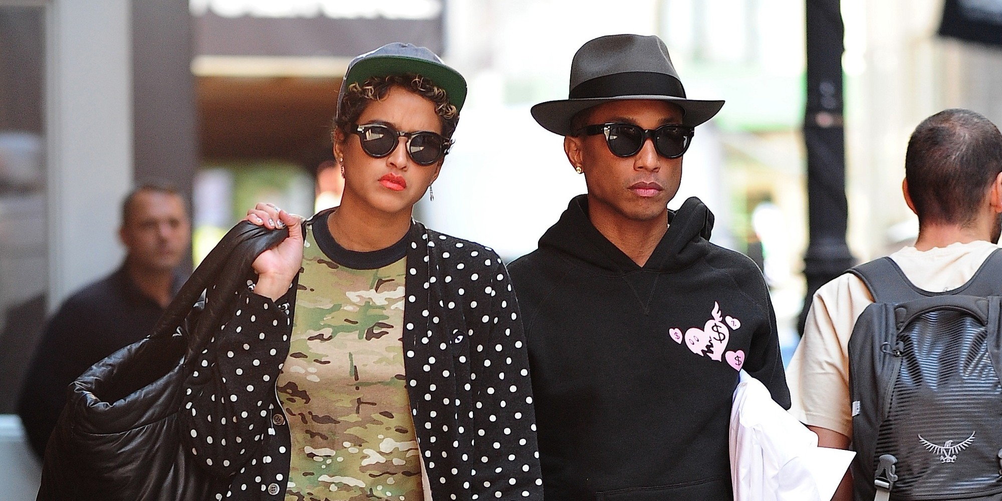 Move Over, Pharrell! Wife Helen Lasichanh Is Our New Style