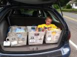 Strangers Send Stacks Of Cards To Boy With Cancer, Prove Birthday Wishes Do Come True