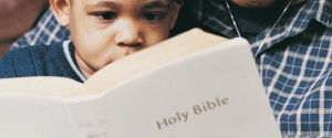 Child And Bible
