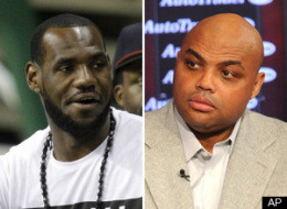 Lebron James Charles Barkley