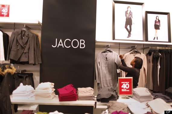 jacob fashion retail