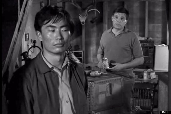 george takei twilight zone