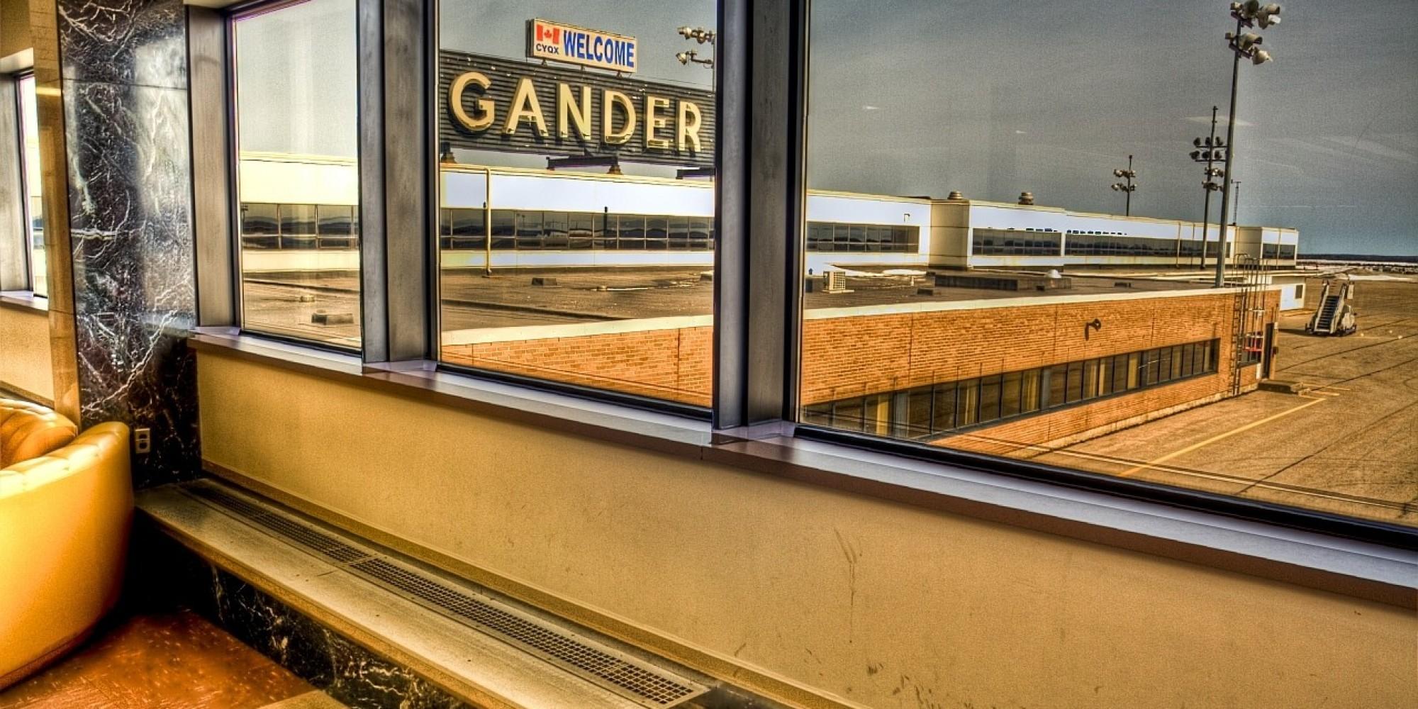 gander international airport on 39 endangered 39 list but