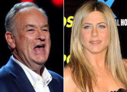 Bill Oreilly Jennifer Aniston