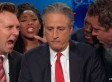 Jon Stewart Captures What It's Like When You Talk About Israel