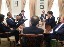 Ed Miliband Meets Barack Obama: Your Funniest Picture Captions