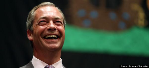 Poll Suggests At Least Two MPs For Ukip At 2015 General Election