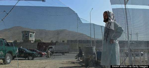Foreign Advisers Killed In Suicide Attack Outside Kabul Airport