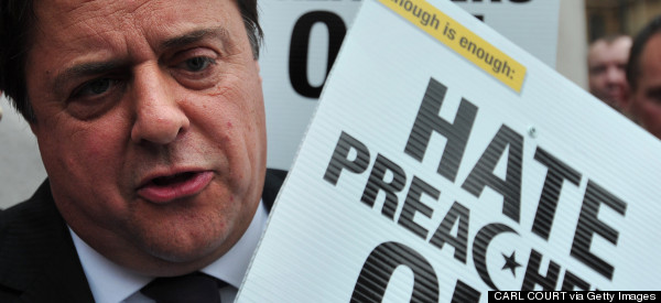 12 Times Nick Griffin Utterly Embarassed Himself