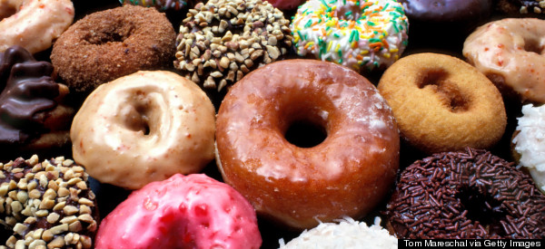Doughnut-Wielding Vandals Terrorize Neighborhood