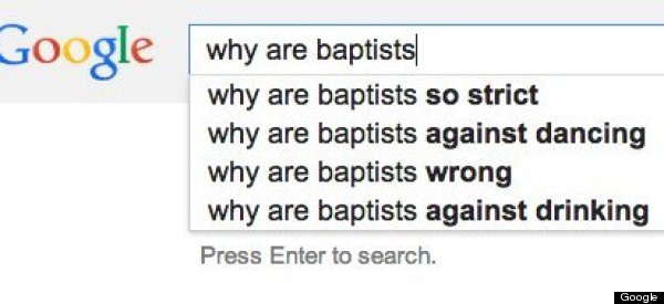 Google Suggest Reveals The Internet's Offensive Religious Stereotypes