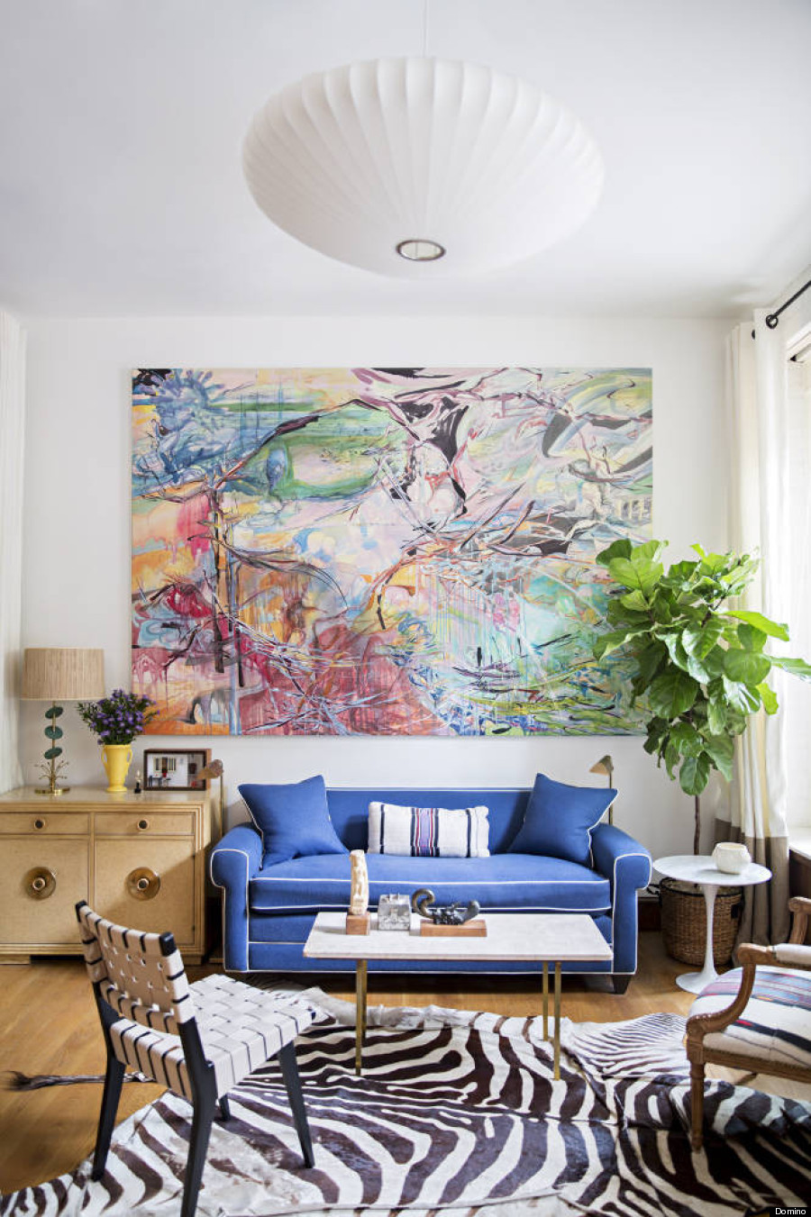 The 12 things every first apartment needs huffpost - Decorative things for living room ...