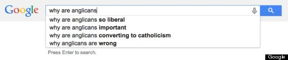 anglicans