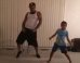 Dad And Daughter Perform Insanely Cool Dance Routine To Ariana Grande's 'Problem'