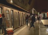 Strangers Rescue Toddler Whose Stroller Rolled Onto The Subway Tracks