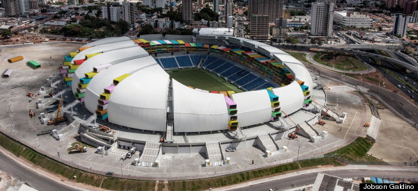 These Architects Have Ingenious Plan For Brazil's World Cup Stadiums