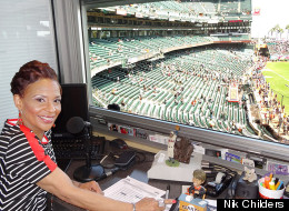 Meet The Woman Who's Changing Baseball