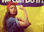 Beyoncé Just Morphed Into The Feminist Icon Of Our Dreams
