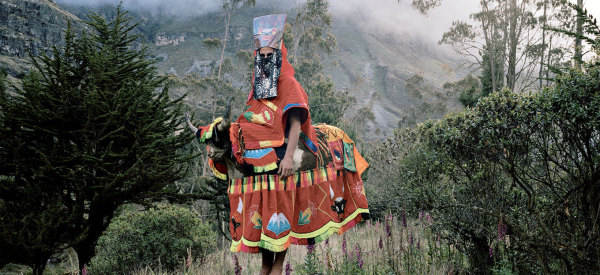 Breathtaking Photos Of Witch Doctors And Healers Reveal The Spiritual Diversity Of Bolivia